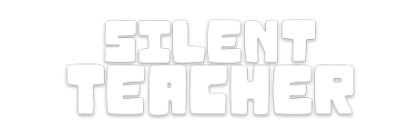 Silent teacher title